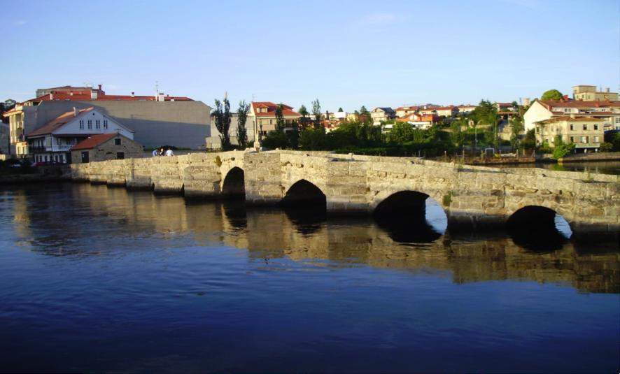 Puente Romano de Sabaris